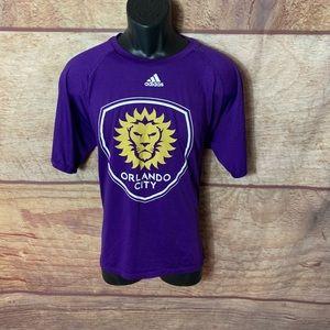 Adidas Orlando city shirt men's size medium